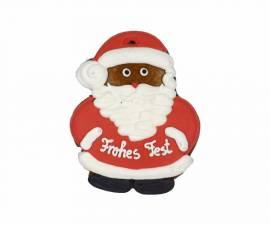 Lebkuchen Weihnachtsmann, 15 cm - Bild vergrößern