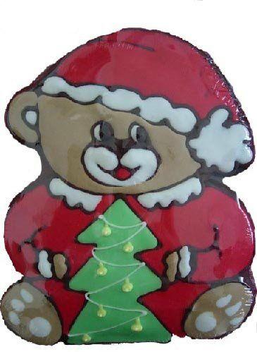 Lebkuchen Nikolausbär  20 cm