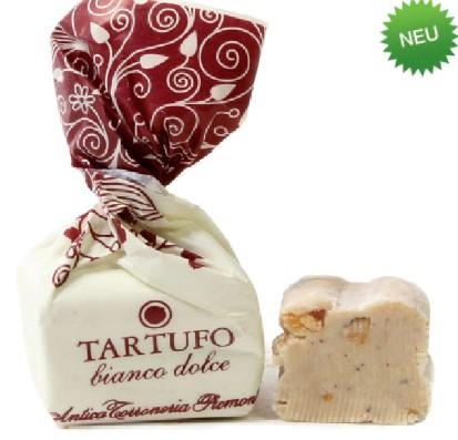 1000 Gramm  Tartufi Piemontese Bianchi