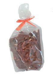 150 Gramm  Bruchschokolade Walnuss Vollmilch