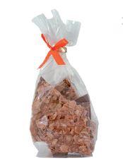 150 Gramm Bruchschokolade Mandeln Florentiner Art Vollmilchschokolade