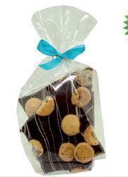 150 Gramm Bruchschokolade Amaretto Zartbitterschokolade