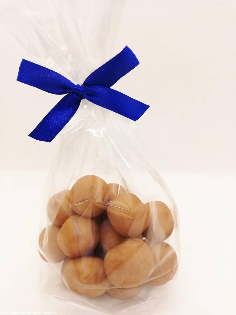 150 Gramm  Marzipankartoffeln